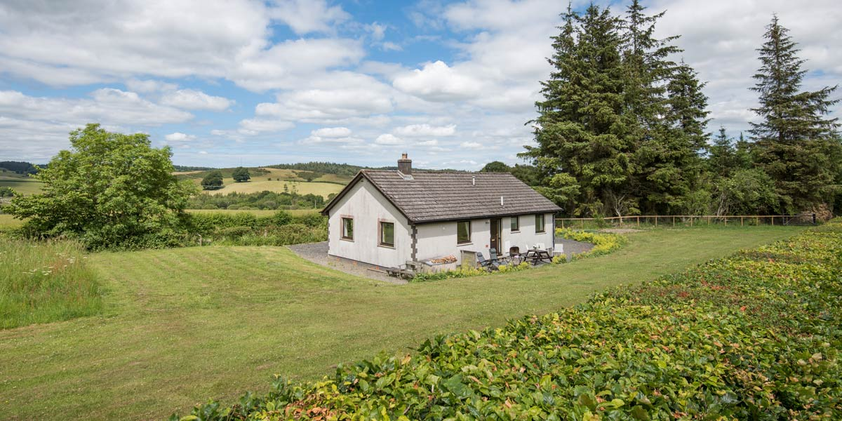Dimple Knowe Self Catering Cottage